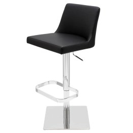 ROME ADJUSTABLE STOOL BLACK