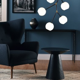 ANIKA SIDE TABLE BLACK