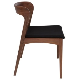 BJORN DINING CHAIR BLACK