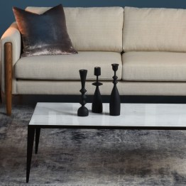 MINK COFFEE TABLE WHITE