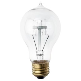 A19(WITH TIP ON TOP) LIGHT BULB CLEAR