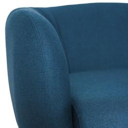 ASTRID OCCASIONAL CHAIR LAGOON BLUE