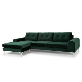 COLYN SECTIONAL EMERALD GREEN