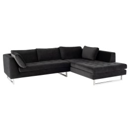 JANIS SECTIONAL SHADOW GREY