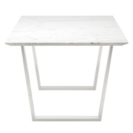 CATRINE DINING TABLE WHITE