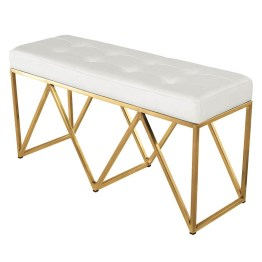 CELIA BENCH WHITE
