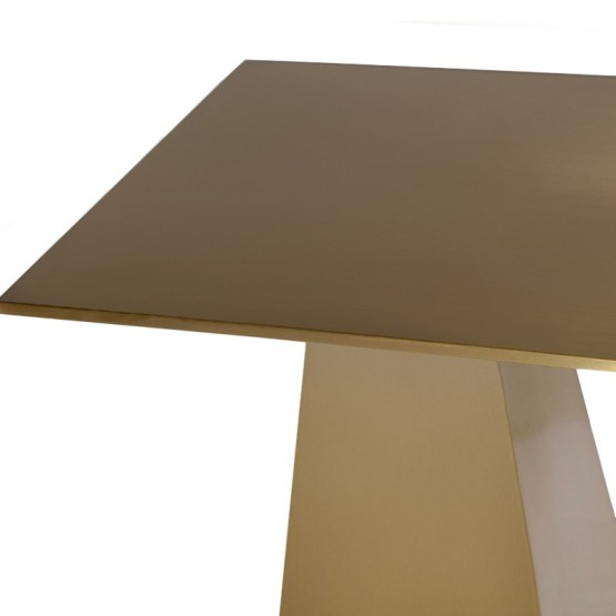 LIAM SIDE TABLE GOLD