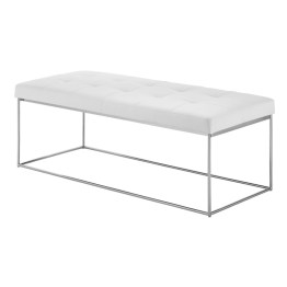 CAEN BENCH WHITE