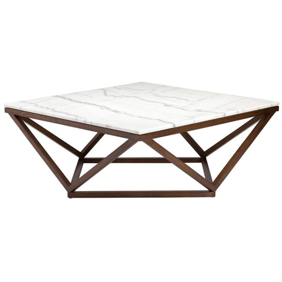 JASMINE COFFEE TABLE WHITE