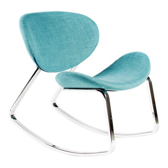 Sutton Rocking Chair Blue-m2