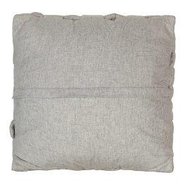 Bronya Wool Pillow Pebble Grey