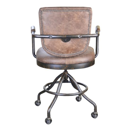 Foster Desk Chair – Soft Brown