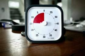 timer as a homeschool tool