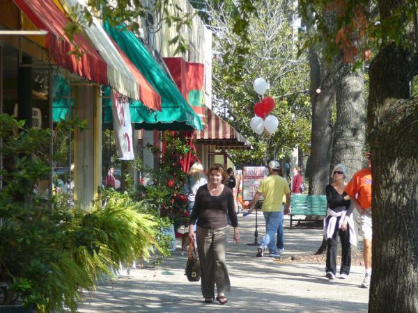 Urban Exploration The Shoppes of Avondale  Metro