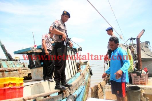 Kapal Malaysia Yang diamankan