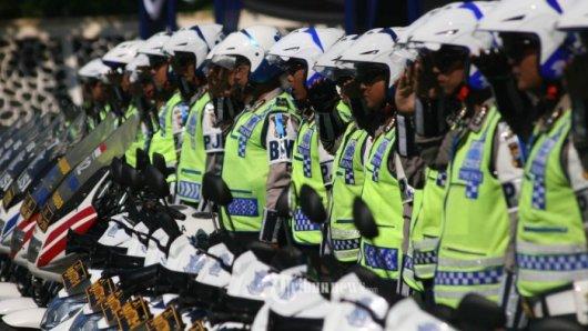 Polres Tarakan Siagakan semua personil jelang Operasi Ketupat 2015