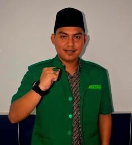 Ketua PC GP Ansor Tarakan, Setiadi, SE