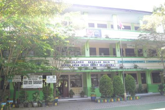 SD Negeri 020 Kelurahan Sebengkok.