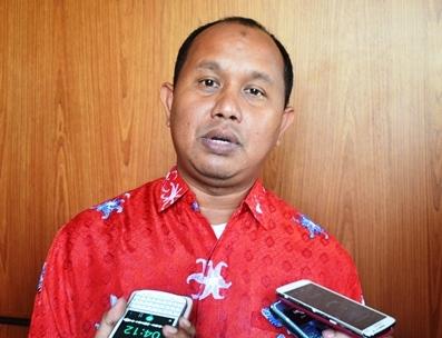 Wakil Walikota Tarakan Arief Hidayat.
