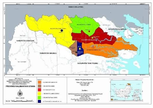 Peta DOB Kabudaya