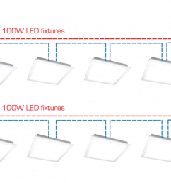 1 led driver for multiple fixtures led light bar wiring wiring an led driver [ 1600 x 630 Pixel ]