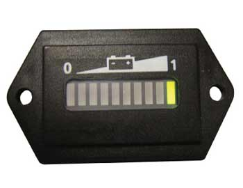 Golf Cart 36 Volt State of Charge Meter- $49.95