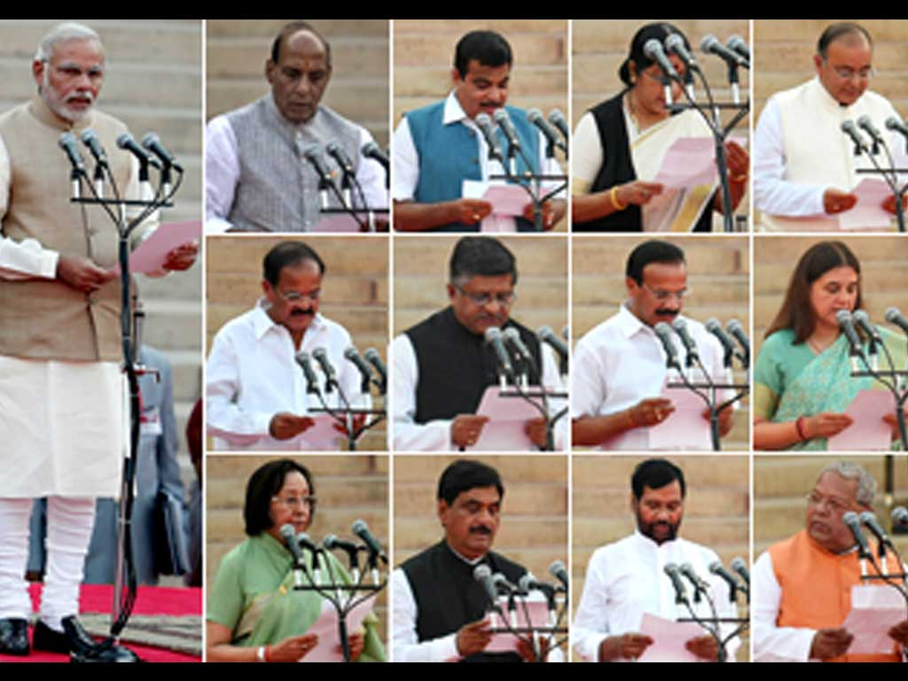 Metro Mirror Updated List Of Narendra Modi Council Ministers