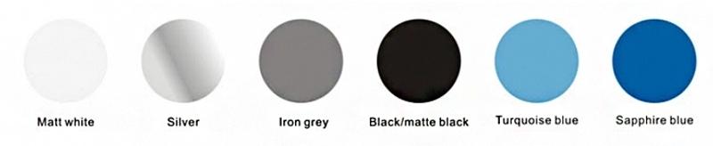 Aluminium anodiseren in verschillende kleuren