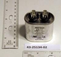 In Stock Rheem Furnace 43-25134-02 Capacitor - 5/370 ...