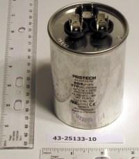 In Stock Rheem Furnace 43-25133-10 Capacitor - 60/5/370 ...