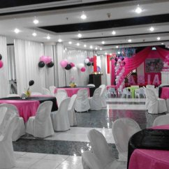 Minnie Table And Chairs Parsons Faux Leather Children's Birthday Party Package - Metro Park Hotel Cebu City