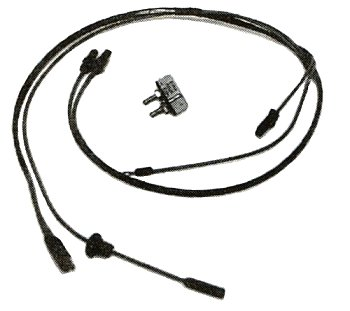 Classic Ford Mustang A/C Wiring: Parts for 1965 1966 1967