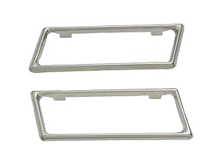 Classic Ford Mustang Fastback Roof Vents: Parts for 1965