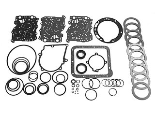 Classic Ford Mustang Transmission Rebuild Kits: Parts for