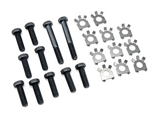 Classic Ford Mustang Exhaust Bolt Kits: Parts for 1965