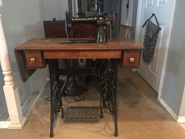 Treadle Machind