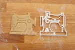 Sewing Maching Cookie Cutter
