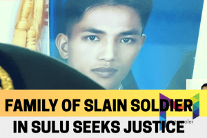 Family of Maj. Marvin Indammog seeks justice