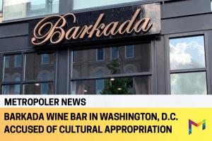 Barkada Wine Bar might soon abandon the name after backlash