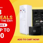 Up to 40% Off on XTREME Appliances this Grandest 8.8 Online Sale Events