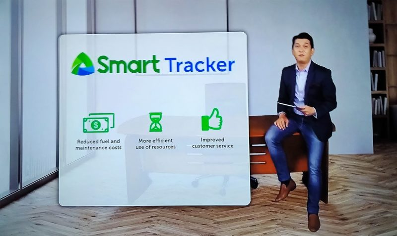 Smart Tracker: A smarter way to tracking assets