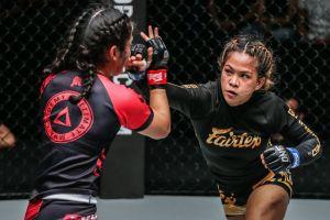 Zamboanga vows to win vs atomweight queen Angela Lee