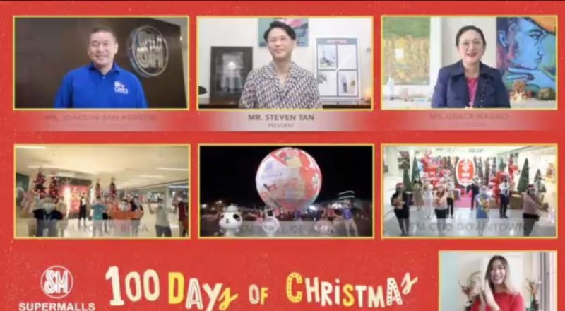 It's beginning to look a lot like Christmas: SM Supermalls 100 Days of Christmas
