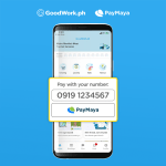 GoodWork upgrades to safer cashless transactions with PayMaya