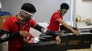 "Prestone, J&T Express delivers laptops for ""Anak Ng Mekaniko"" scholars"