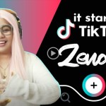 TikTok superstar Zendee and the #TalaChallenge parody that started it all