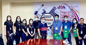 Clark locators join IEC webinar under new normal
