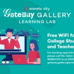 Gateway Gallery transforms into a free Learning Lab