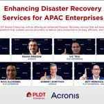 ePLDT secures partnership with Acronis