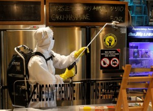 Disinfecting your facility need not be harmful to health, environment
